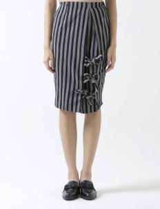 Pinashti Tied Lurik Skirt