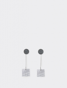 Graphic Shapes Earrings