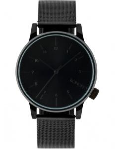 Black Winston Royale Watch