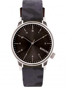 Winston Print Camo Watch