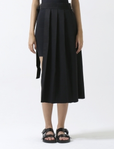 Black Savage Skirt