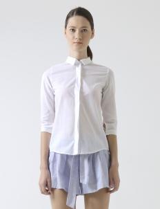 White Dana Shirt