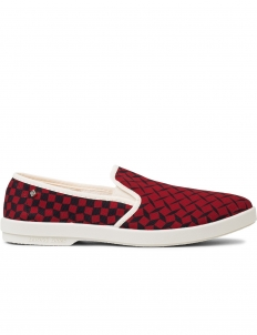 Esher Rouge Loafer