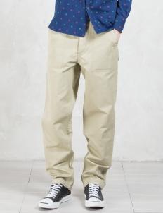 Linen Worker Pants