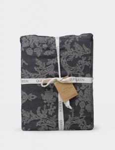 Persia Grey Black Bedding Set