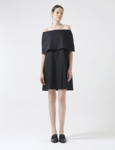 Tallulah Dress Black