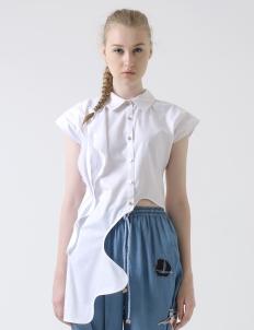 White Bunga Shirt