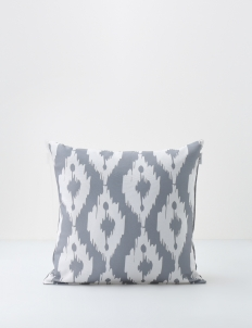 Grey Ikat Series
