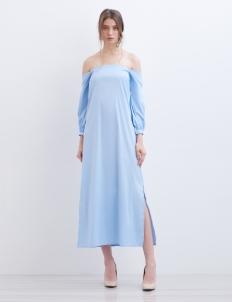 Blue Malony Maxi Dress