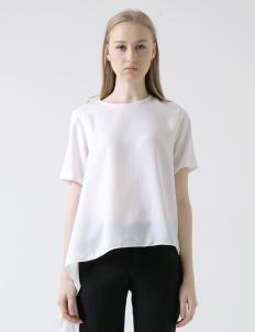 White Cassandra Top