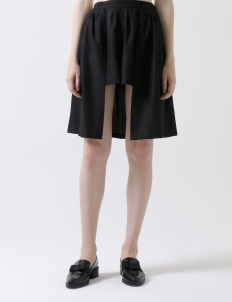 Black Kloss Shorts