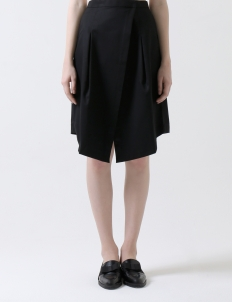 Black Hillary Skirt