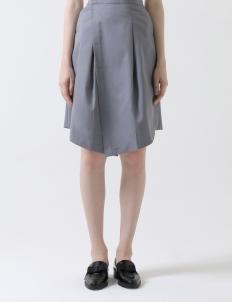 Grey Hillary Skirt