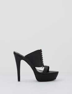 Black Amazon Heels