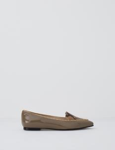 Smokey Debora Zip Flat Shoes