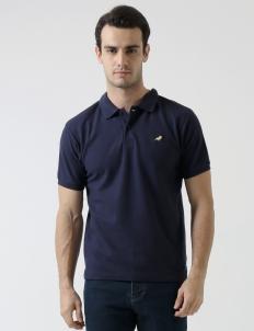 Navy Blue Original Finch Basic Polo