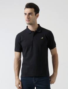 Black Original Finch Basic Polo