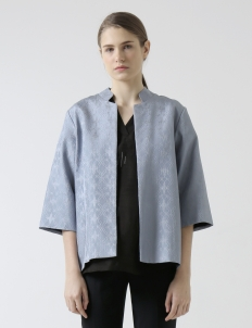 Dark Gray Jackie Outer