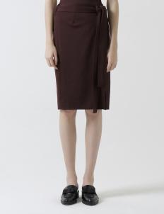 Maroon Dixie Skirt