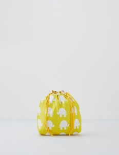 Yellow-Phant Pouch