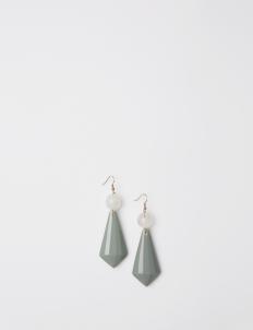Venice Green Earrings