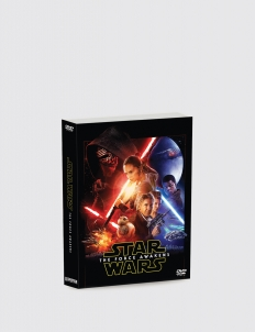 DVD Star Wars Episode VII