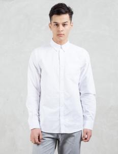 Alpha L/S Oxford Shirt