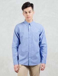 Polka 313 L/S Oxford Shirt