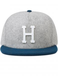 Wool Classic H Strapback