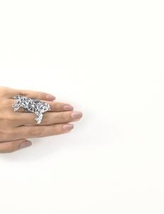 Zebra Fingers