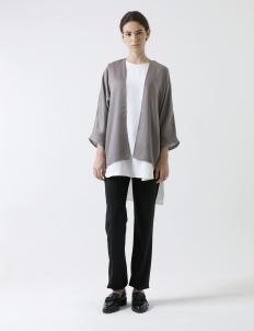 Gray Shadows Kimono