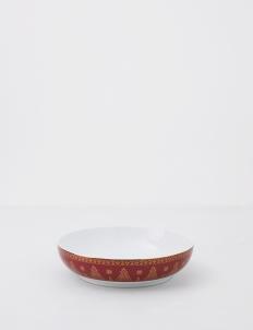 Pasta Bowl Songket Palembang Maroon