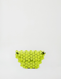 Acid Yellow Machina Clutch Small