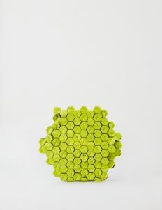 Acid Yellow Hex Clutch