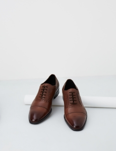 Brown Chalmers Oxford Shoes