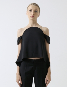 Black Reese Top