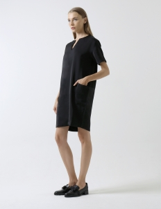 Black Iona Dress
