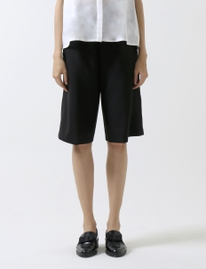 Black Thalia Pants