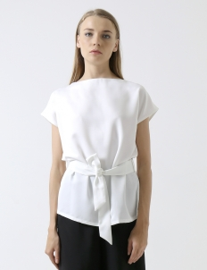 White Laverna Top