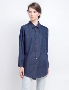 Dark Denim Isla Shirt
