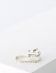 Teget Double Ring
