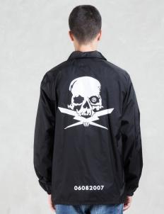 Gang Gang Nylon Coaches Jacket