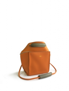 Orange Taupe 2Loev Mini Bag