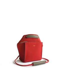 Red Taupe 2Loev Mini Bag