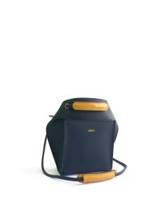 Navy Yellow 2Loev Mini Bag