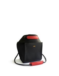 Black Red 2Loev Mini Bag