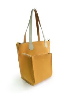 Yellow 2Loev Midi Bag