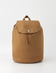Reid Canvas Caramel Backpack