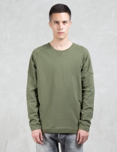 Carver Gusset Sweatshirt