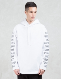 Patches Hoodie